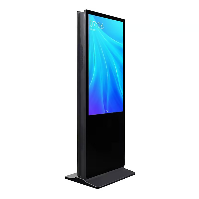"49"" Double Sided Kiosk"